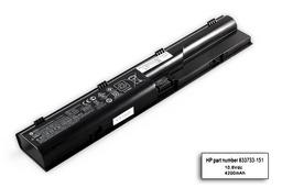 HP ProBook 4330s, 4430s, 4530s gyári új 6 cellás laptop akku/akkumulátor  SPS 633805-001, PR06