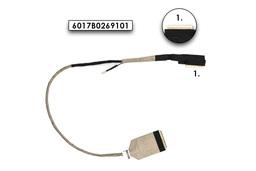 HP ProBook 4330s, 4430s, 4530s gyári új LCD kijelző kábel (15.6'') (601780269104, 6017B0269101)