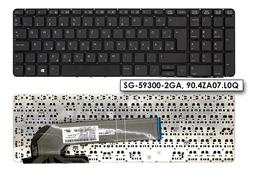HP ProBook 450, 470 gyári új magyar keret nélküli laptop billentyűzet (727682-211)