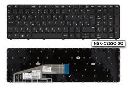 HP ProBook 450 G3, 455 G3, 470 G3 gyári új magyar keretes laptop billentyűzet (827028-211)