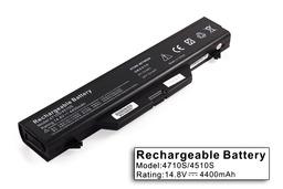 HP ProBook 4510s, 4515s, 4710s helyettesítő új 8 cellás laptop akku/akkumulátor (HSTNN-OB89)