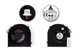 HP ProBook 4520s, 4525s, 4720s gyári új laptop hűtő ventilátor (SPS 598677-001, Delta KSB0505HB)