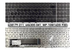 HP ProBook 4530s, 4535s, 4730s használt magyarított laptop billentyűzet (638179-211)