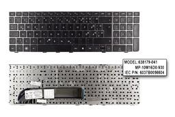 HP ProBook 4530s, 4535s, 4730s használt magyarított laptop billentyűzet (638179-041)