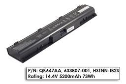HP ProBook 4730s, 4740s gyári új 8 cellás laptop akku/akkumulátor  PR08, QK647AA, 633807-001