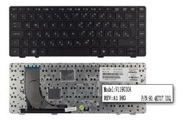 HP ProBook 6360B gyári új magyar laptop billentyűzet (639477-211)