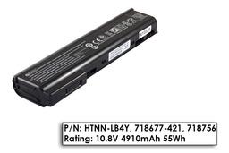 HP ProBook 640, 645, 650, 655 gyári új 6 cellás laptop akkumulátor, HSTNN-LB4Y