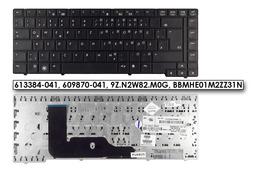 HP ProBook 6440b, 6445b, 6450b gyári új német laptop billentyűzet (613384-041)
