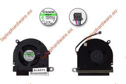 HP ProBook 6440B, 6540B, 6550B laptophoz használt hűtő ventilátor, GB0506PGV1-A