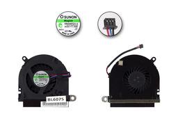 HP ProBook 6440B, 6540B gyári új hűtő ventilátor, SPS-583266-001