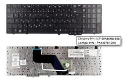 HP ProBook 6540b, 6545b gyári új magyar laptop billentyűzet, track pointal, 584234-211