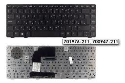 HP ProBook 6470b, 6475b használt magyar laptop billentyűzet (Win8) (701976-211)