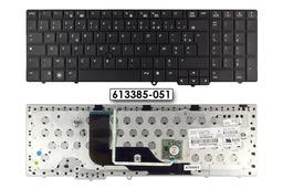HP ProBook 6550b, 6555b gyári új francia laptop billentyűzet (613385-051)
