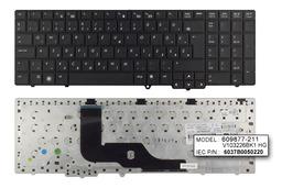 HP ProBook 6550b, 6555b gyári új magyar laptop billentyűzet (613386-211)