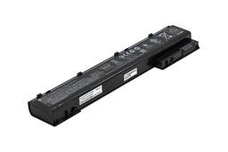 HP ZBook 15, 17 gyári új 8 cellás laptop akku/akkumulátor (708455-001)