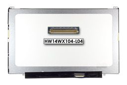 Asus U46 U46S gyári új fényes - glossy felületű laptop kijelző