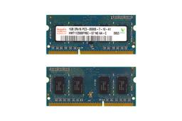 1GB DDR3 1066MHz használt laptop memória
