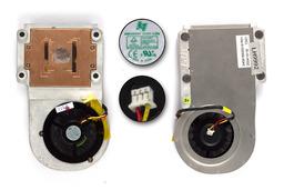 IBM Lenovo E255 használt komplett laptop hűtő ventilátor egység (340678500019, CBB45B05HF)