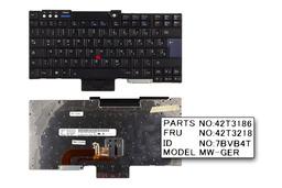 IBM Lenovo ThinkPad R60, R61, T60, T61 használt magyarított laptop billentyűzet (39T0999)
