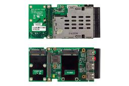 IBM Lenovo ThinkPad SL400, SL400C használt laptop USB/audio/WLAN panel (42W8040)