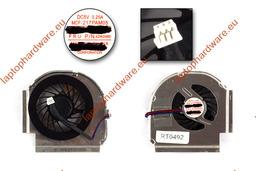 Lenovo ThinkPad T500, T61, T61p használt laptop hűtő ventilátor (FRU 42W2463)