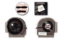 Lenovo ThinkPad T61, T61p gyári új laptop hűtő ventilátor (FRU 42W2460, MCF-217PAM05)