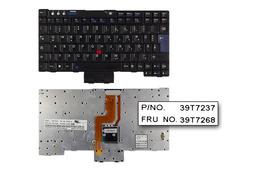 IBM Lenovo ThinkPad X60, X60s, X60t, X61, X61s, X61t használt német laptop billentyűzet (39T7268)