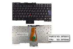 IBM T40, T41, T42, T43 (14 inch) gyári új magyar laptop billentyűzet (39T0542)