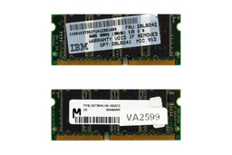 IBM ThinkPad 390, 600, 770 64MB SDRAM 66Mhz használt laptop memória