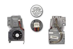 IBM ThinkPad A21e, A21m használt laptop hűtő ventilátor (04P3482)