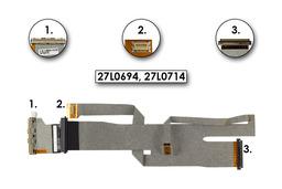 IBM ThinkPad A30, A31 használt laptop LCD kábel (27L0694)