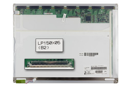 LG LP150X05-B2 használt matt kijelző IBM ThinkPad G40, R40, R50 laptopokhoz