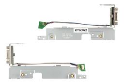 IBM ThinkPad R51, R52 Használt Vga és nyomógomb merevítő, Vga and button bracket 13R2558