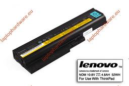 IBM ThinkPad R60, T60 használt 6 cellás 90%-os laptop akku/akkumulátor (FRU 42T4572)