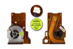 IBM ThinkPad T40, T40p, T41, T41p, T42, T42p használt laptop hűtő ventilátor (26R7860, 26R7859)