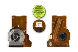 IBM ThinkPad T40, T40p, T41, T41p, T42, T42p használt laptop hűtő ventilátor (91P9254, 91P9253)