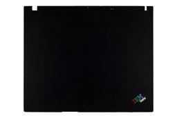 IBM Thinkpad T40, T41, T42 laptophoz használt LCD hátlap (62P4194,13R2568)