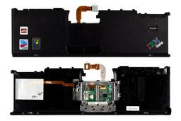 IBM Thinkpad T40, T41, T42 használt felső fedél touchpaddel, ujjlenyomat olvasóval (26R7851)