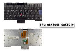 IBM ThinkPad T40, T41, T42, T43 (14 inch) használt magyarított laptop billentyűzet (08K5048)