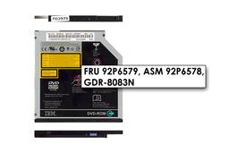 IBM ThinkPad T40, T41, T42, T43, T60, T61 laptophoz használt DVD olvasó (FRU 92P6579)