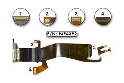 IBM Thinkpad T61, R61 LCD  átvezető kábel 14,1 inch WXGA(93P4392)