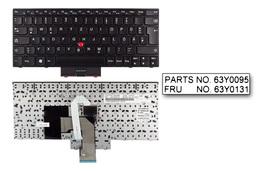 Lenovo ThinkPad X121e gyári új német laptop billentyűzet (FRU 63Y0131)