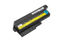 Lenovo ThinkPad T500 laptop akkumulátor, új, gyárival megegyező minőségű helyettesítő, 12 cellás (8800mAh)