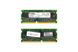 Infineon 64MB SDRAM 100Mhz használt laptop memória (HYS64V8200GDL)