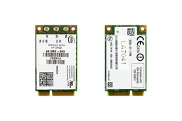 Intel 4965AGN használt Mini PCI-e WiFi kártya HP laptophoz (441082-002)