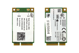 Intel 512AN_MMW használt Mini PCI-e WiFi kártya (PD9512ANM)