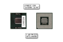Intel Celeron M520 1600MHz használt laptop CPU (SL9WT, SL9WN)