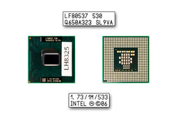 Intel Celeron M530 1730MHz (Socket M) használt laptop CPU (SL9VA)