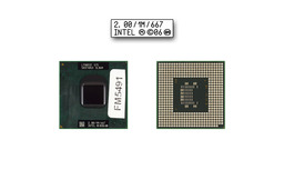 Intel Celeron M575 2000MHz használt laptop CPU (SLB6M)