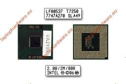 Intel Core 2 Duo T7250 2000MHz használt laptop CPU (SLA49)